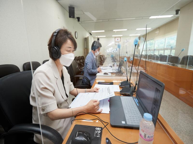 유진선 용인시의원, 스토킹범죄 예방 및 피해지원에 관한 조례 제정을 위한 정책 간담회 개최