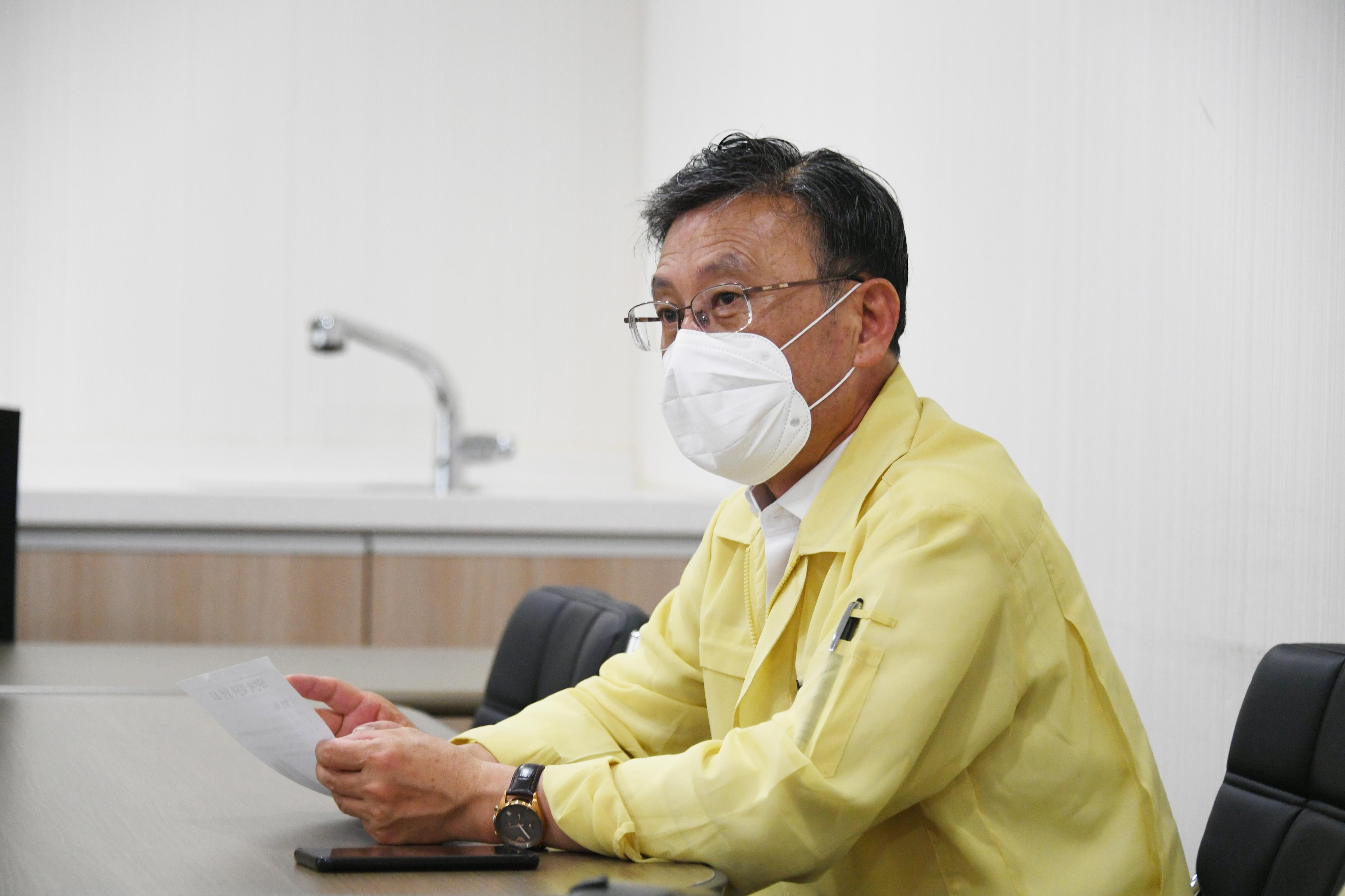 """김포시가 """"야외 근로자, 취약계층 폭염 지원 강구""""에 나섰다. (사진=김포시)"""